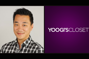 Yoggi's Closet co-founder Simon Han
