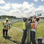 N.C. ranks 10th for jobs in proposed clean-energy projects announced in Q2