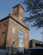 Once abandoned, St. Paul's Church is preparing for commercial tenants.