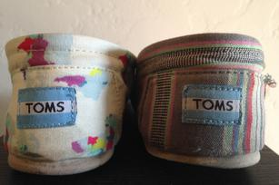 Is Toms selling out to Mitt Romney's old shop?