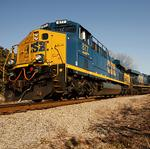 CSX slightly beats on Q3 earnings, although coal keeps declining