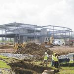 Park credit union's headquarters to open in early 2015