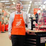 New Home Depot CEO Menear gets $1.3M annual salary