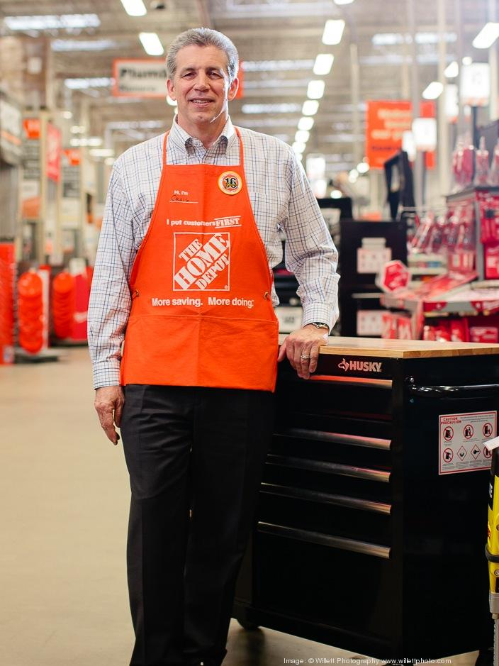 New Home Depot Chairman and CEO Menear's total compensation