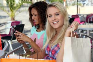 Mobile shopping ready?