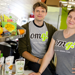 Oh My Green puts sustainable snacks in your hands