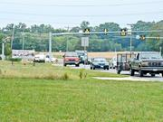 The couple has watched as development boomed and Gum Spring went from a sleepy road to a major four-lane thoroughfare.