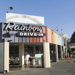 Rainbow Drive-in expands space, concept