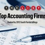 The List: Top South Florida Accounting Firms by S. Florida Billings