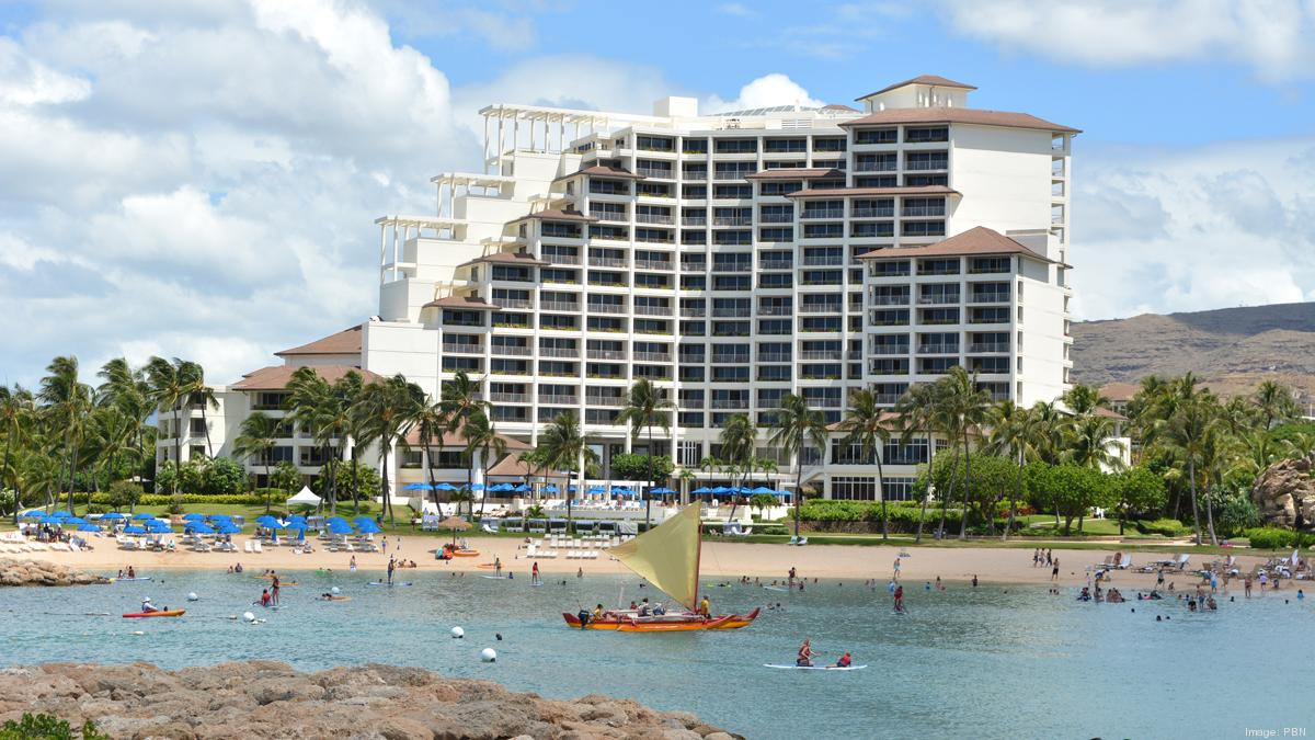 Former Ihilani Resort At Ko Olina To Reopen As Four Seasons Oahu In June 2016 Pacific Business News