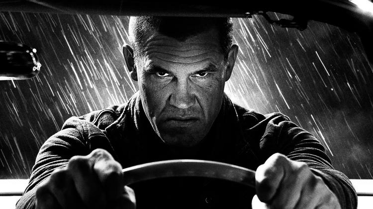 """It might be time to retire the traditional box-office tracking system. Forecasts were wildly inaccurate this weekend, with """"Sin City: A Dame to Kill For,"""" the newest collaboration by Austin director Robert Rodriguez and graphic novelist Frank Miller — starring Josh Brolin, pictured — underperforming at the multiplex."""