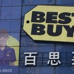 Best Buy's China unit starts selling online