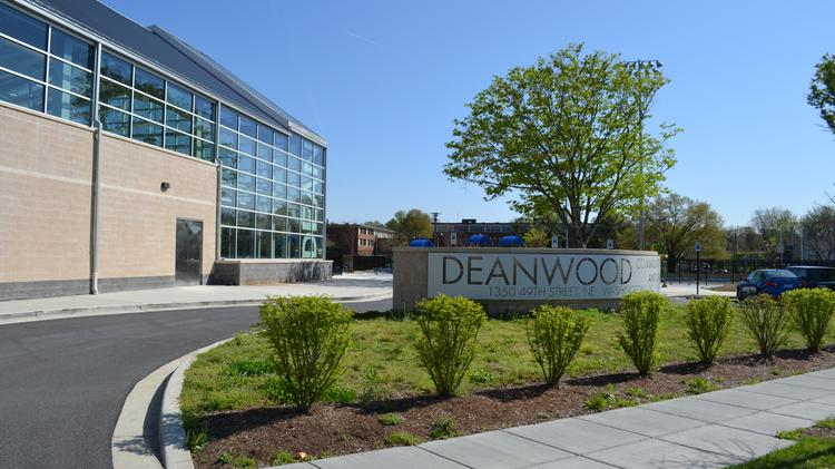 The Deanwood Community Center is at the center of a contract dispute that may go to trial next year.