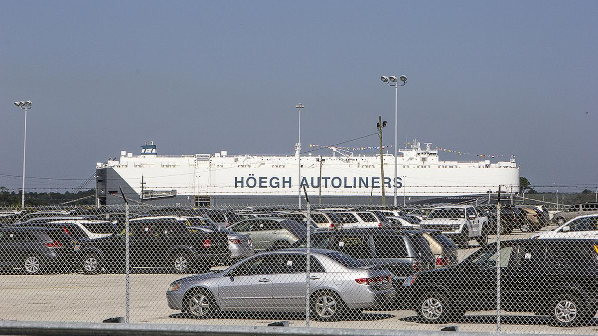 Hoegh launching Jacksonville-to-Spain car carrying service
