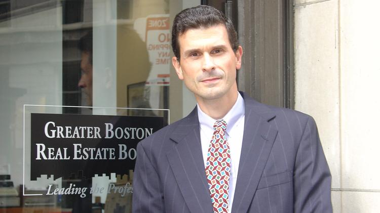 Gregory Vasil, CEO of the Greater Boston Real Estate Board, is angered by a new state law pushed by subcontractors that creates favorable payment terms for them.