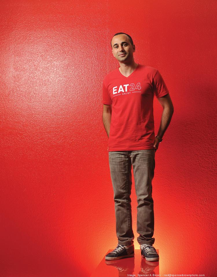 """People want to go online instead of calling restaurants and being put on hold,"" says Eat24 co-founder Morani Hakmon."