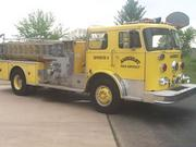 Jeff Hamilton, president of Sprecher Brewing Co., said he had been eying up this firetruck for quite some time before he bought it to be part of his traveling beer garden.