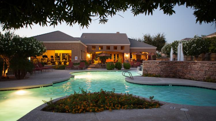 Symphony Apartments in Chandler