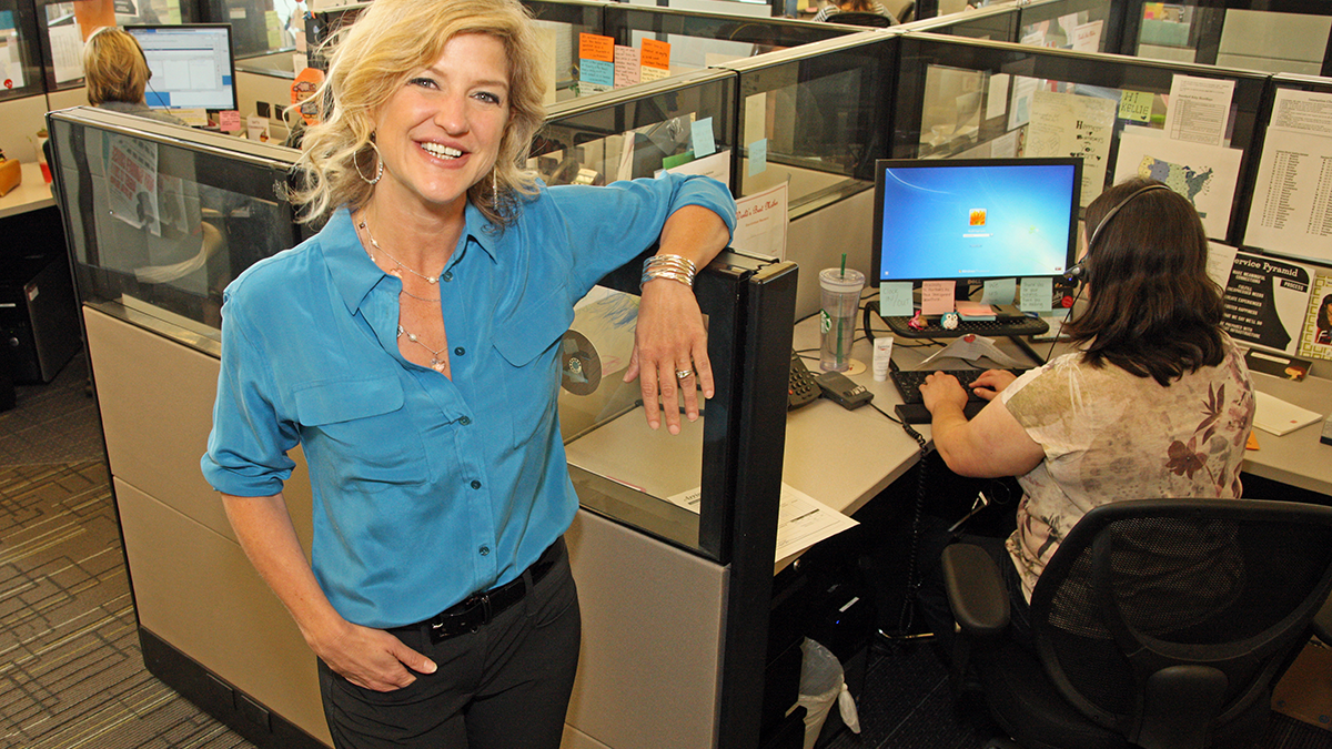 Faces Of The List: Ruby Receptionists' Jill Nelson  Portland Business  Journal