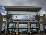 General Motor's new IT Innovation Center in Chandler.