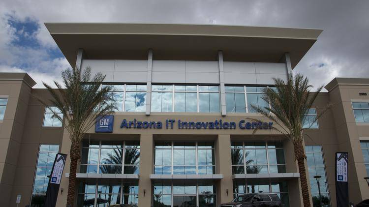Gm Unveils Chandler It Center Plans To Employ 1 000 At