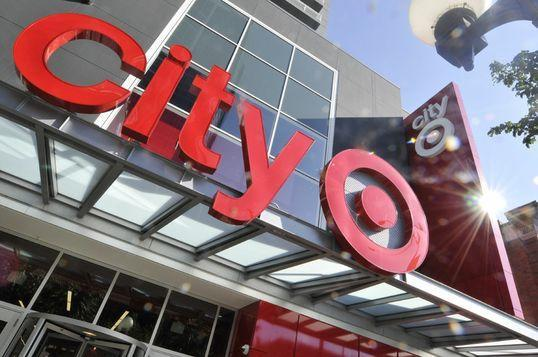 The CityTarget in Seattle