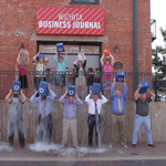 WBJ challenges local CEOs in ice bucket challenge (Video)