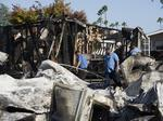 Cleanup, inspections begin in Napa after earthquake