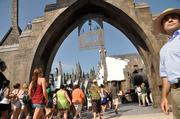 63.9%: The hotel occupancy in metro Orlando in 2010 when Wizarding World of Harry Potter opened, which was a 6 percent increase from the previous year