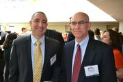 From MicroPact, No. 14 on the list of medium-sized companies, Mike Cerniglia, left, and Bob Ragsdale.