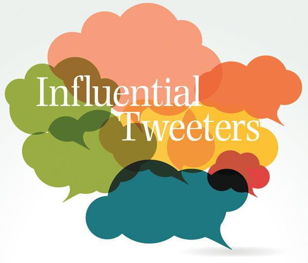 Influential Tweeters - Dayton-area execs and officials embrace potential of twitter