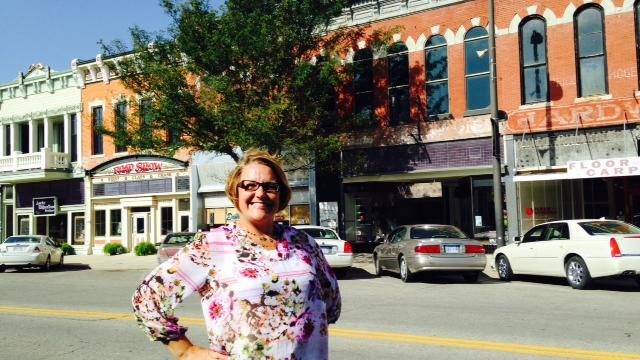 """Wellington Chamber on Shelley Hansel's favorite place to shop: """"Anywhere in downtown Wellington. We have great boutique to find an outfit for all occasions!"""""""