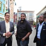 In Cincinnati, vegan Jamaican soul food and 'Pride and Prejudice' soaps make up MORTAR's first class