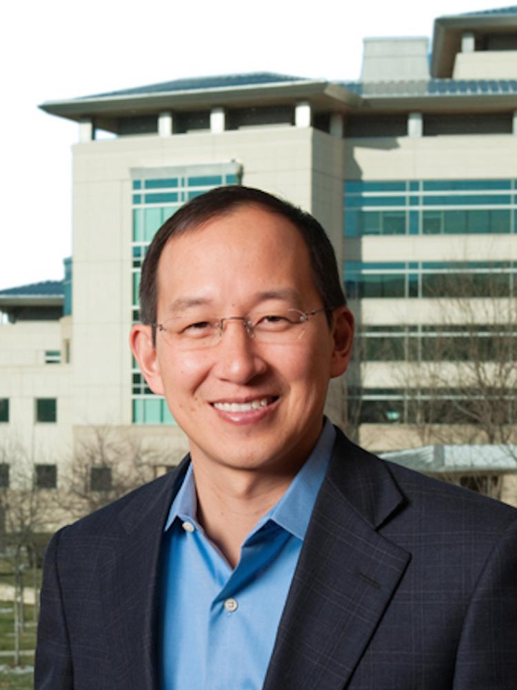 David Chao, CEO of the Stowers Institute for Medical Research
