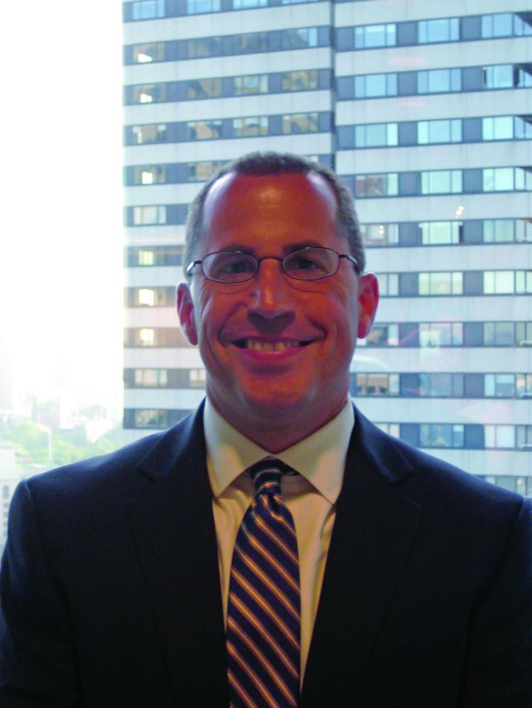Michael Caplan is Goodwin Procter's new COO, based in New York City.