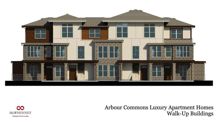 Arbour Commons opened in Westminster this week, adding nearly 400 units to the market.