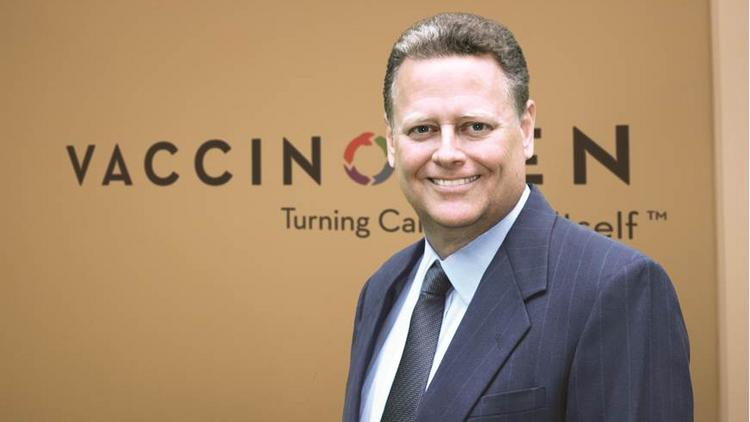Vaccinogen Inc. CEO Andrew L. Tussing