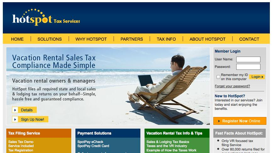 HotSpot Tax Services gets investment from HomeAway, eyes