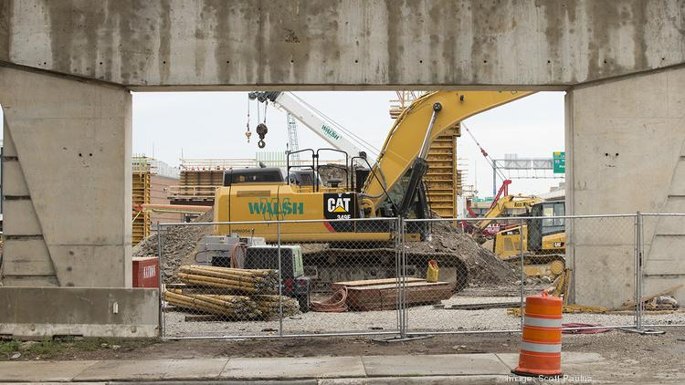 Philadelphia ranks third in new construction jobs created over the past 12 months, a trade association says.