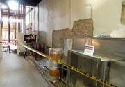 Visitors to the Evan Williams Bourbon Experience will be shown a distillery timeline, displaying how bourbon is made.