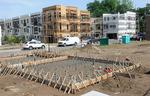 Homebuilding hits strongest level in five years