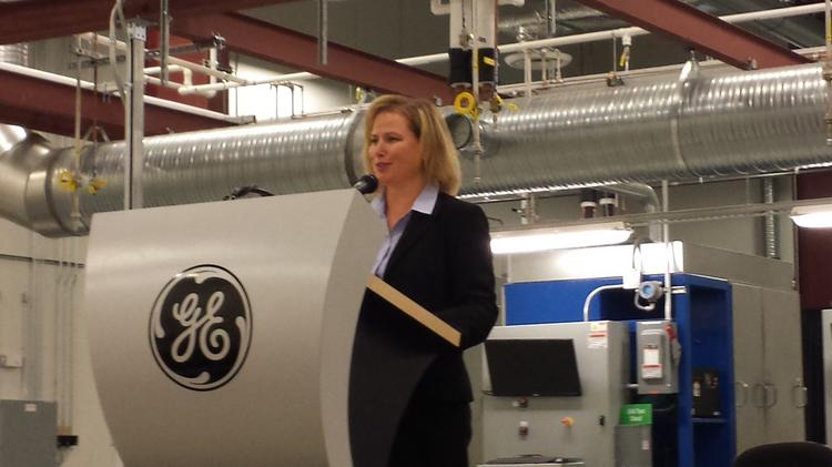 Johanna Wellington is general manager of GE Fuel Cells in Malta, New York.
