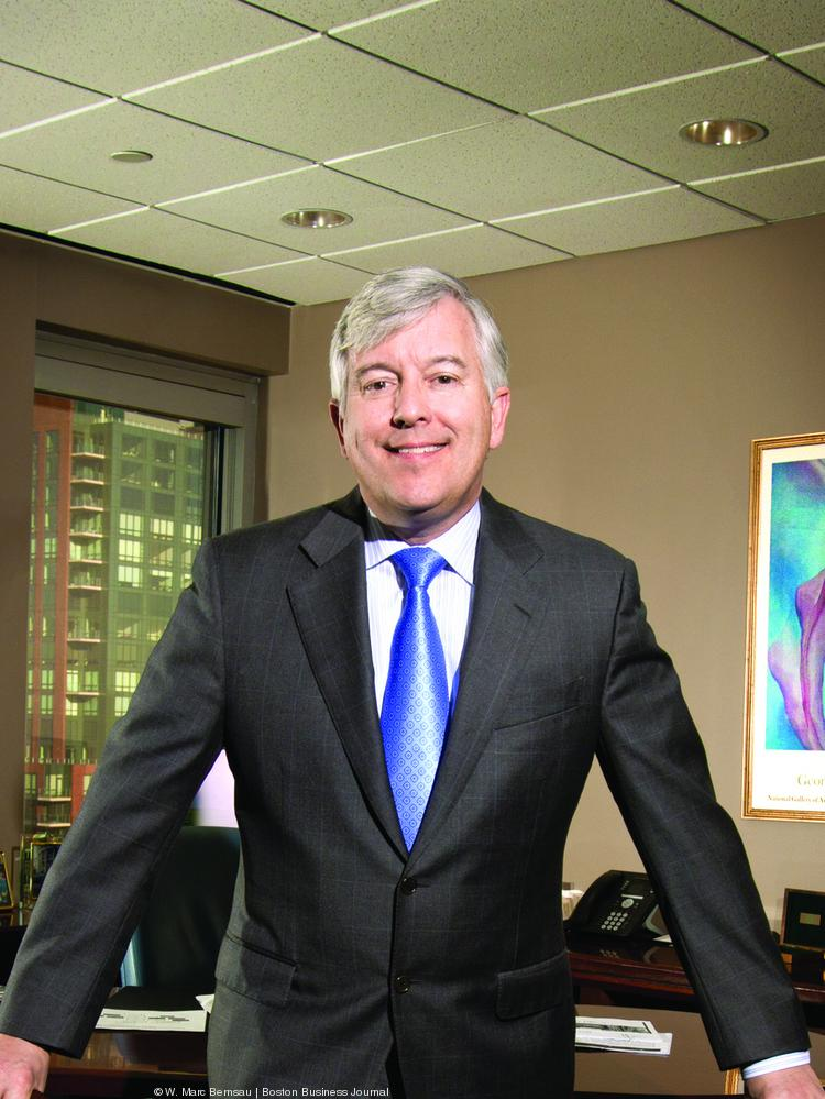 John F. Donohue, chairman and CEO of Arbella Insurance Group