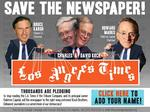 Online ads urge Tribune to not sell to Koch brothers