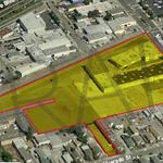 Six-acre site on San Leandro's autorow near BART station for sale
