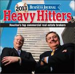 Meet Houston's Heavy Hitters: Top producers in commercial real estate — Slideshow