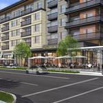 Mixed-use project with condos planned for North Highland Avenue