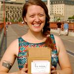 Kindness subscription service Be Nice Box is a finalist in Wells Fargo's small business contest