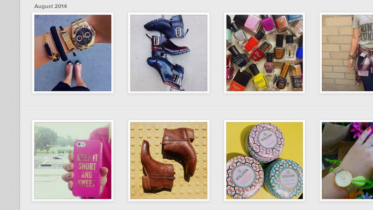 Nordstrom has rolled out a new program where customers can buy items they see on the company's Instagram page.