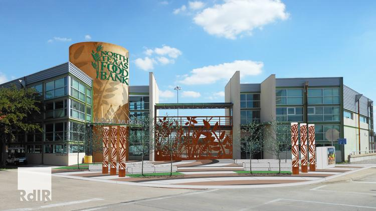 North texas food bank to move hq dallas farmers market